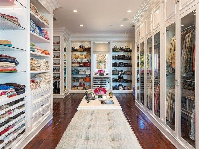 Celebrity Closets: See Inside The Celebrity Wardrobes Of Kylie Jenner, Miranda Kerr And More... | Marie Claire