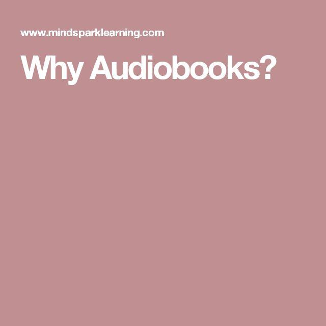 13 best audio books images on pinterest audiolivros listas de why audiobooks fandeluxe Images