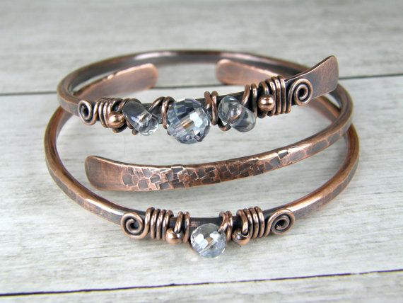 25 best ideas about copper bracelet on pinterest copper wire jewelry wire bracelets and. Black Bedroom Furniture Sets. Home Design Ideas