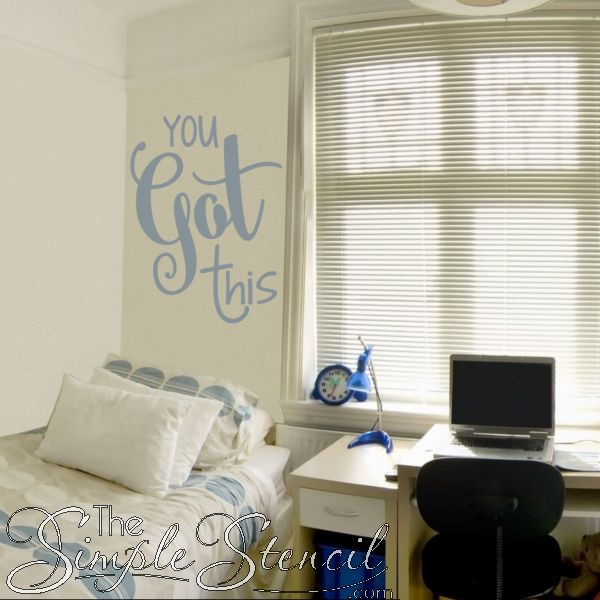 Best Inspirational Wall Quotes Images On Pinterest - Inspiring wall decals