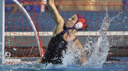 Goalie Betsey Armstrong is hub of U.S. Olympic water polo hopes
