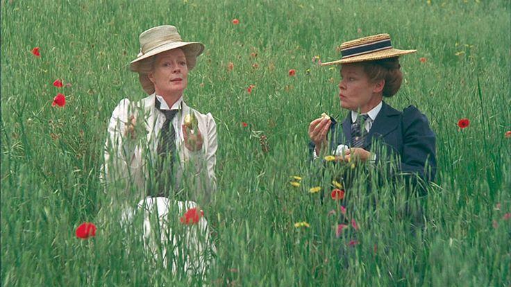 Edward Morgan Forster. 1908. A Room with a View. Maggie Smith and Judi Dench, 1985 — «Комната с видом». Реж. Джеймс Айвори. В гл. роли Хелена Бонэм Картер. 3 Оскара, 5 номинаций.