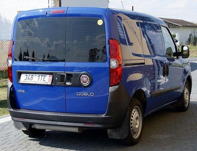 Fiat Doblo - obrázek číslo 4
