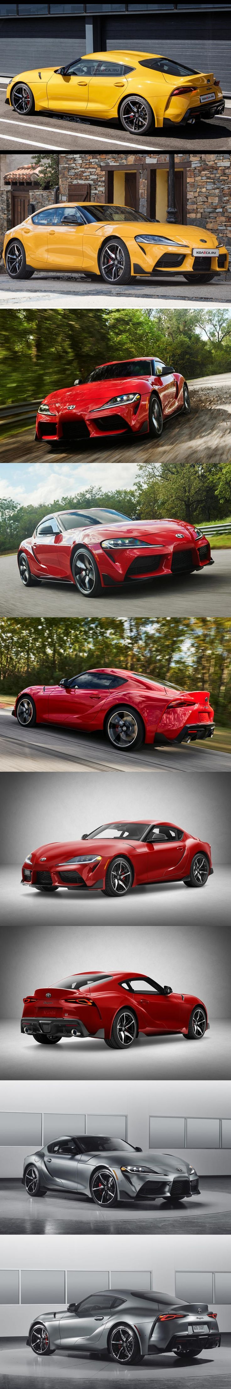 Four-Door Toyota Supra Is The Perfect Family Car. But does the world really need…