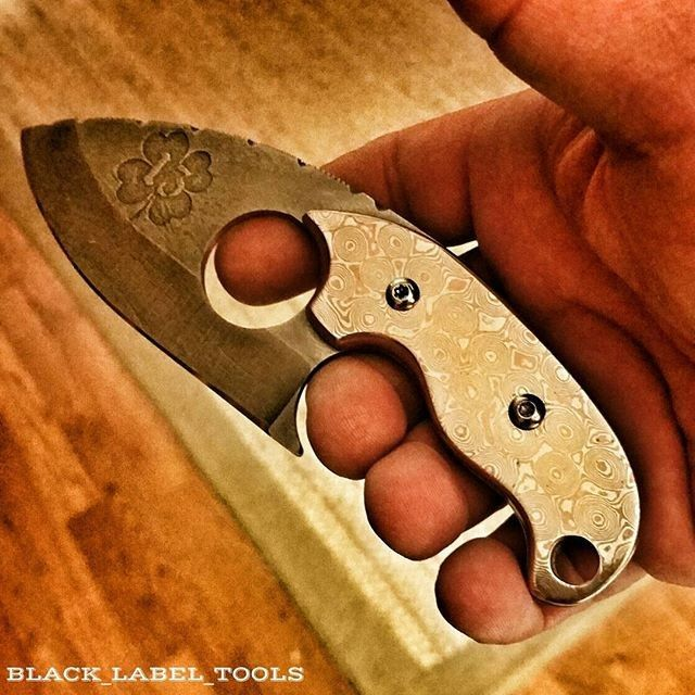 Jim's always got some good pics on his page great commentary too: @black_label_tools: It's like a gift from the gods. @lky13_customknives makes some great sharp things. One of my most prized knives. #lucky13customknives #copperdamascus @click_for_info #edcarmory #everydaycarry #edcgear #knives #knife #knifecommunity #knifeporn #customknives #knifeaddict #knifemaking #knifecollection #knifenut #knifefanatics #knifestagram #knifeparty #knifestagram #knifepics #knifegasm #knifelife…