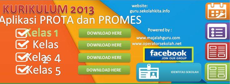 [.xls otomatis] Software Prota Promes Kelas 1 Aplikasi Excel Free Download