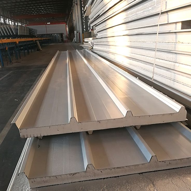 Low Cost 0 5mm Steel Surface Eps Sandwich Panel Sandwich