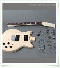 8 best diy kits images on pinterest arts and crafts kits diy pr style diy guitar kit solutioingenieria Images