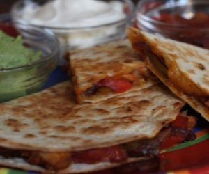 Instant Chicken Quesadillas recipe Cooking Trader Joes