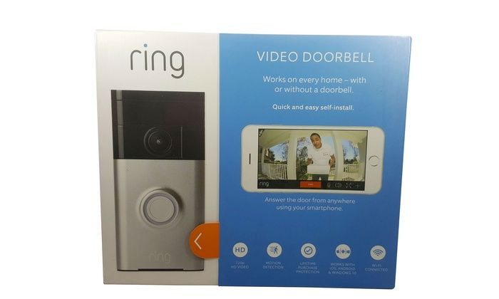 Ring Video Doorbell: Ring Video Doorbell