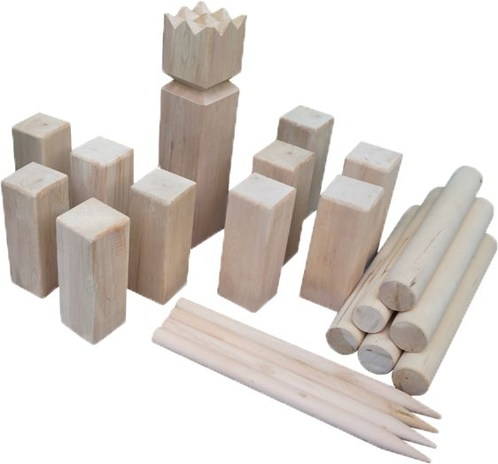 Kubb: best game ever!