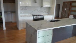 Calacatta Engineered Stone Kitchen Overview