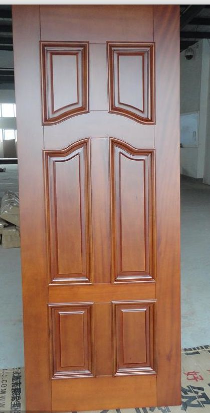 6 panel solid wood door her beauty appeared ageless for Solid wood panel doors