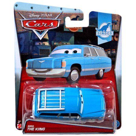 walmart toys for boys cars. disney cars dinoco mrs the king 155 diecast car 88 walmart toys for boys o