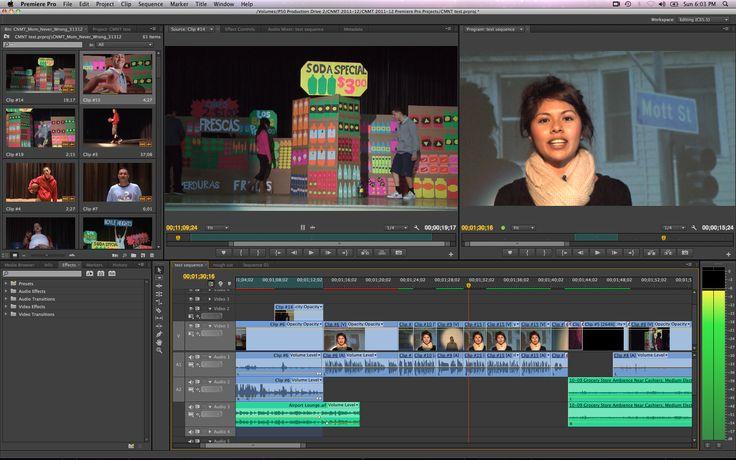 Adobe premiere pro cs5 family