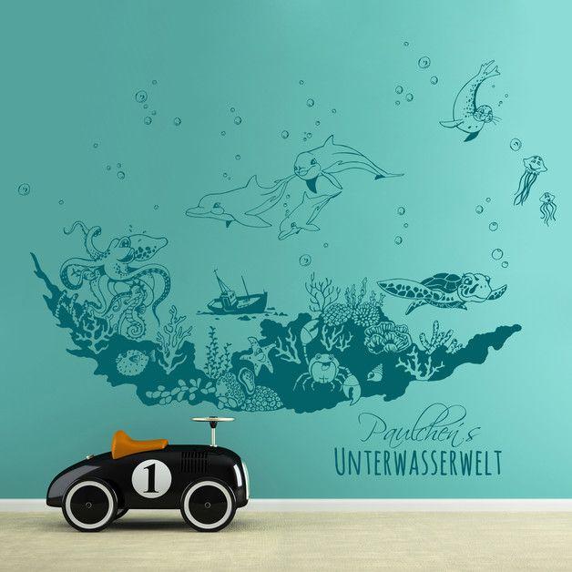 Die Besten Wandtattoo Fur Kinderzimmer Ideen Auf Pinterest