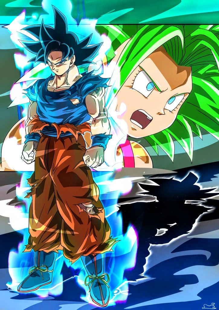 Goku Vs Kefla Anime Dragon Ball Super Dragon Ball Super Art Dragon Ball Artwork