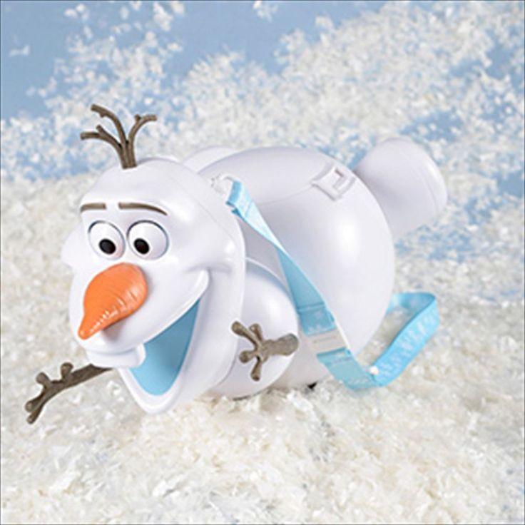 Frozen Olaf Popcorn Bucket Container Tokyo Disney Resort Limited Christmas Japan  | eBay