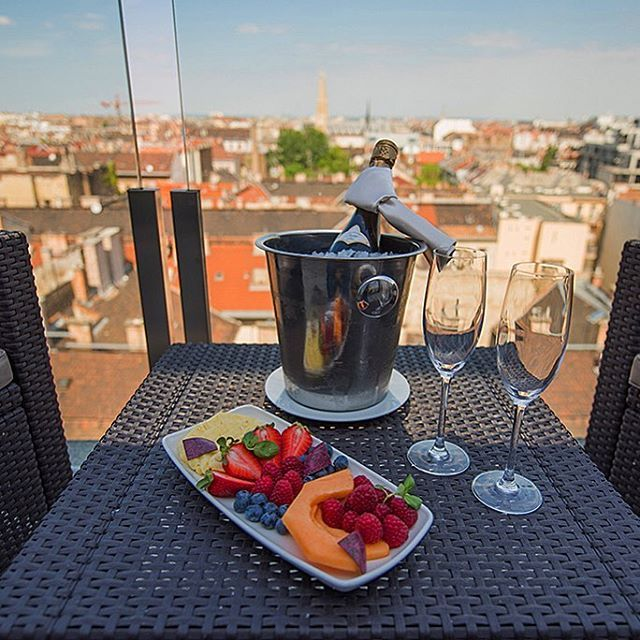 Discover our magnificent view @boscolobudapest