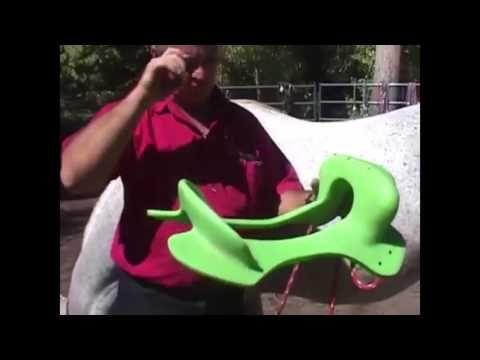 Presented by BozSaddlery-The Patented Boz Springflex Saddle Tree - YouTube