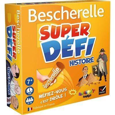 Becherelle Super Défi - Histoire - Castello | Jeux et Jouets