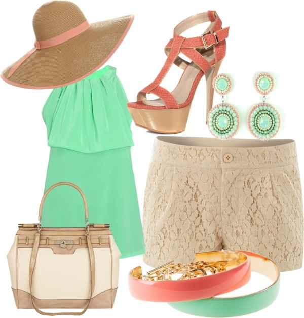 Sweet, created by kailan-white on Polyvore