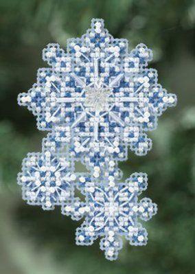 Snowflake Shapes - List of Snowflake Shapes & Patterns