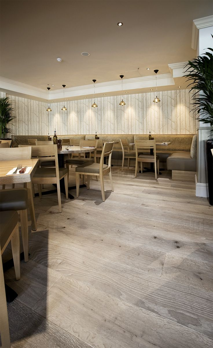 Wildwood Restaurant Wood Flooring