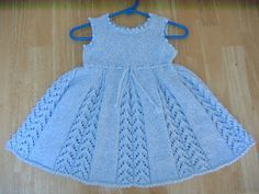 Free Pattern: Lacy Tunic / Baby Dress by Mama Aurica