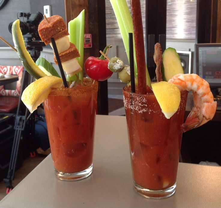 There's nothing like Bloody Marys and sunshine... 5 Outdoor Boston Brunches