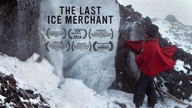 ECUADOR - Le dernier marchand de glace (14'11)