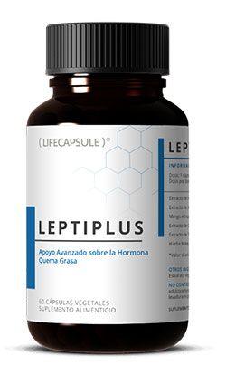 Leptiplus Lifecapsule  Estimulador De Leptina Para La Perdida De Grasa?