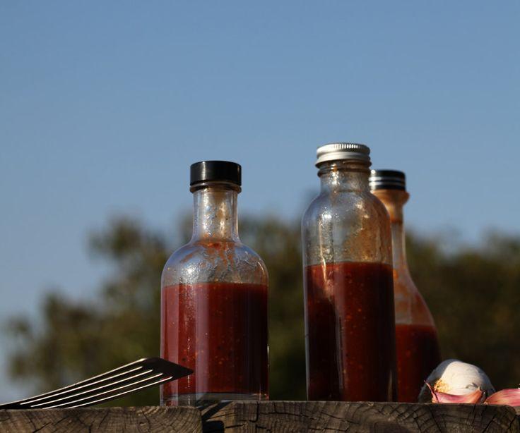 Organic Barbecwaffee Sauce - Abel & Cole