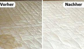 Es empfiehlt sich, die Matratze von Zeit zu Zeit zu reinigen, um schlechte Gerüche, Hausstaubmilben und Bakterien zu beseitigen, die unsere Gesundheit beeinträchtigen können.  Die…