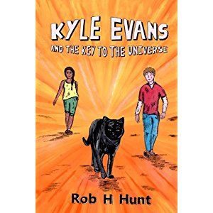 #Book Review of #KyleEvansandtheKeytotheUniverse from #ReadersFavorite - https://readersfavorite.com/book-review/kyle-evans-and-the-key-to-the-universe  Reviewed by Mamta Madhavan for Readers' Favorite  Kyle Evans and the Key to the Universe: Book One by Rob H. Hunt is an exciting adventure story for readers where they get to see Kyle's transformation into a hero one morning. Ten-year-old Kyle lives with his mother and when he sees a giant hole in his room, he real...