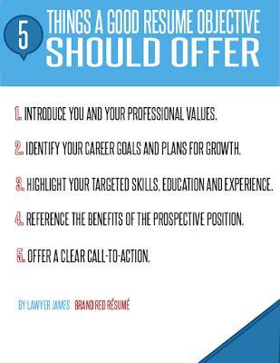 Přes 25 nejlepších nápadů na téma Good Resume Objectives na Pinterestu - good objective resume
