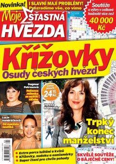 Moje šťastná hvězda – Křížovky: Osudy českých hvězd | RF-Hobby.cz