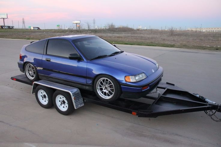 Trailer by Davidss -- Homemade trailer constructed from rectangular tubing, diamond plate, torsion axles, and wheels. http://www.homemadetools.net/homemade-trailer-3