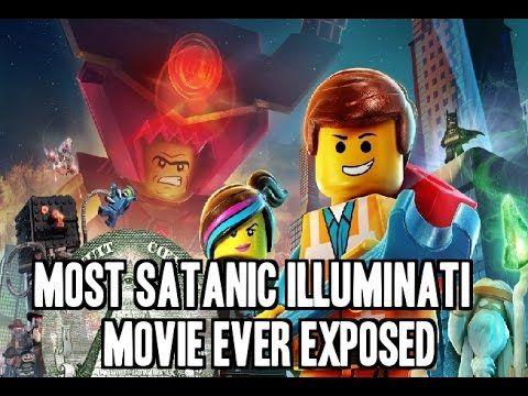 Illuminati Lego Satanic Movie EXPOSED! Most Satanic Illuminati Movie EVE...
