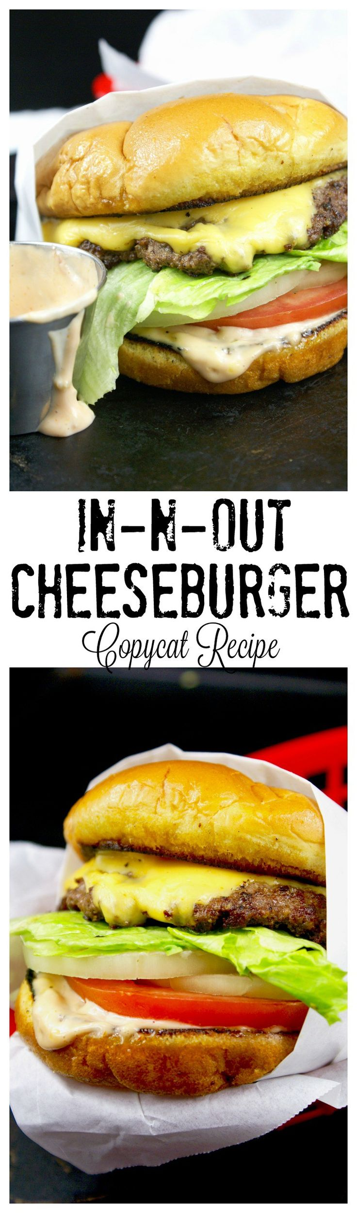 This Copycat In-N-Out burger is absolutely delicious, you will make this again and again!