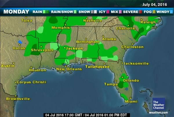 5 Day Weather Forecast for Daytona Beach, FL - weather.com