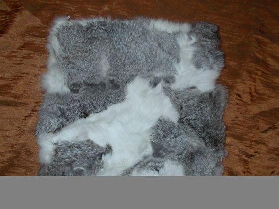 Genuine Real Throw Pillow fur cushion covers Pelz by lunanatural