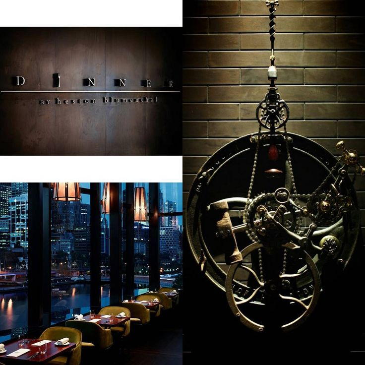 We are very excited to announce the opening of Dinner by Heston in Melbourne, Australia at The Crown Towers. Ash @apwchef and the team have been hard at work to bring Melbourne a fantastic menu that includes some of our classics such as #meatfruit and #tipsycake with new additions such as The #Lamington Cake. Dinner takes inspiration from historic British recipes from 14th century  cookbooks such as those by the royal chefs of King Richard III to Lewis Carroll's flights of fancy. #Heston…