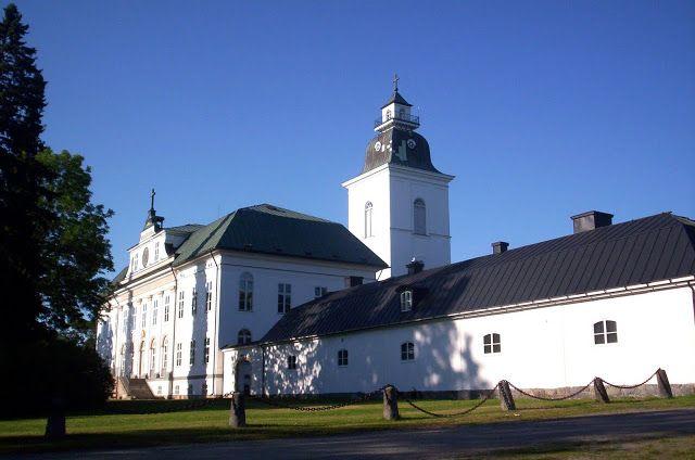 Lutheran church Mustasaari, Finland. - photo Jari Laurila