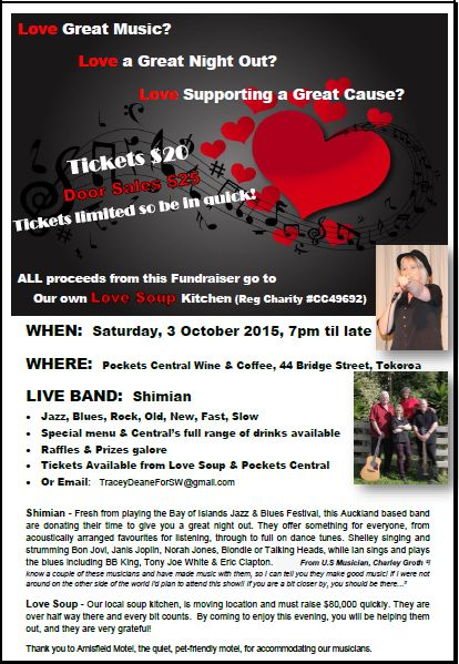 #Love A Great Night Tickets $20 and be in to WIN