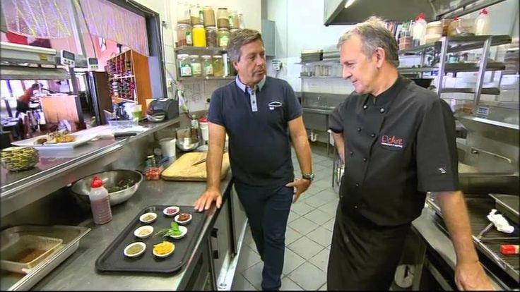 John Torode - Ochre Restaurant Australia - Queensland