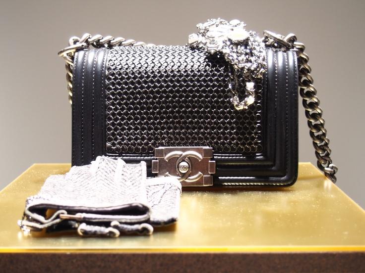 #Chanel #Métiers d'Art 2013 collection #boychanel