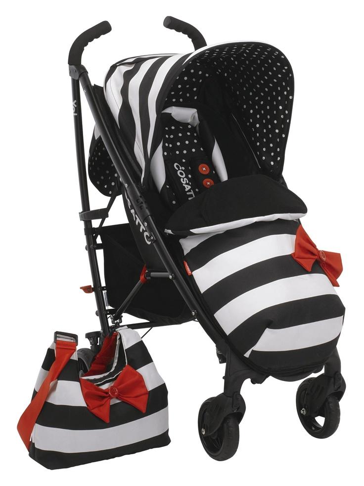 Haven's future stroller? In LOVE > Cosatto Yo