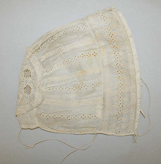 Cap  Date: early 19th century