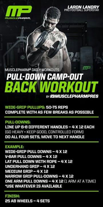 MP Workouts